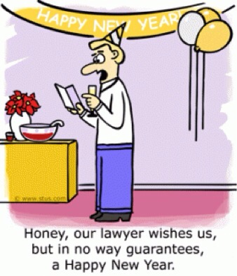 Lawyer Holiday Wishes